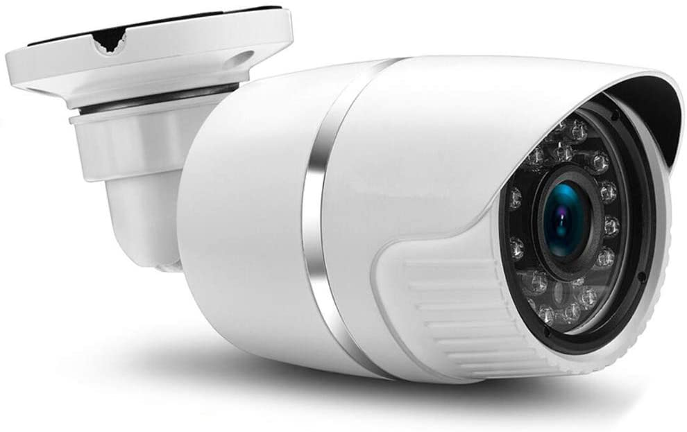Coaxial HD 2 Million Surveillance Camera 1080P Security Infrared Night Vision 60 with Bracket 4MP,3.6mm/4MP