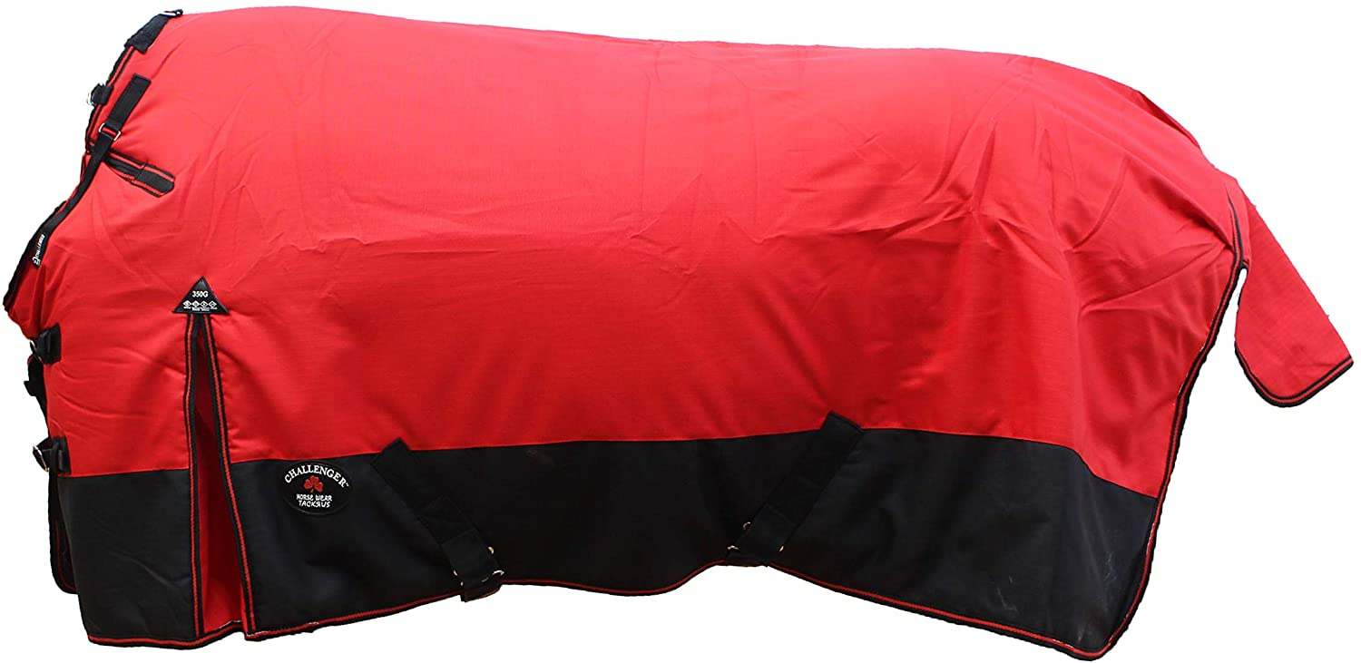 CHALLENGER 1200D Turnout Waterproof Horse Winter Blanket Heavy 568