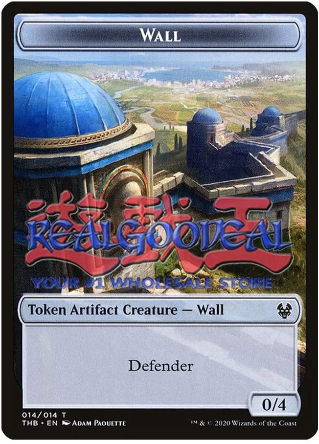 x4 Wall Token 014/014 Token theros Beyond Death