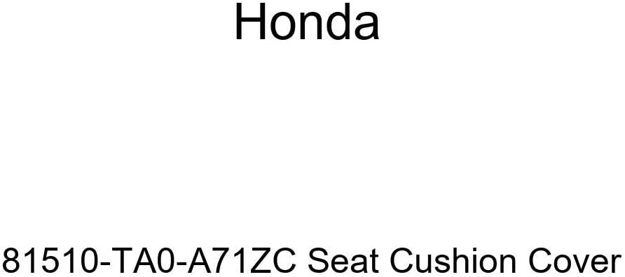 Honda Genuine 81510-TA0-A71ZC Seat Cushion Cover