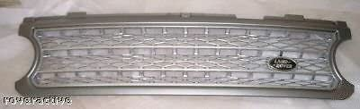 EuroActive Land Rover Brand Range Rover 2006-2009 Genuine Supercharged Front Grille New