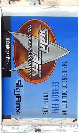 Star Trek: The Next Generation Booster Pack