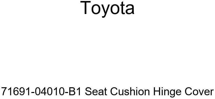 TOYOTA Genuine 71691-04010-B1 Seat Cushion Hinge Cover