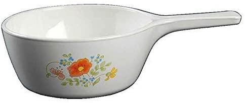 Corning Ware Wildflower Menuette Pan/Skillet / No Lid ( 1 1/2 Pint ) ( P-82-B )