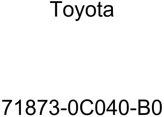TOYOTA Genuine 71873-0C040-B0 Seat Cushion Shield