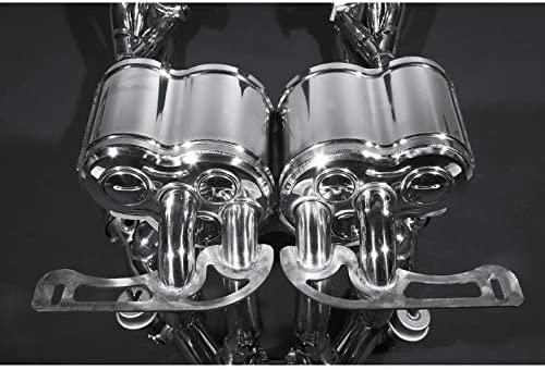 Capristo Compatible With Lamborghini Valved Exhaust System Murcielago LP580