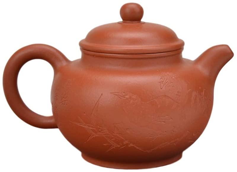 Bin Zhang Teapot (Color : Brown)