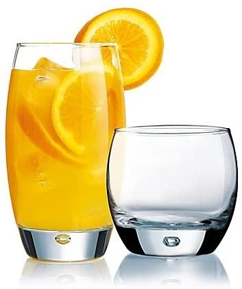Luminarc Oxygen 16-Piece Drinkware Set