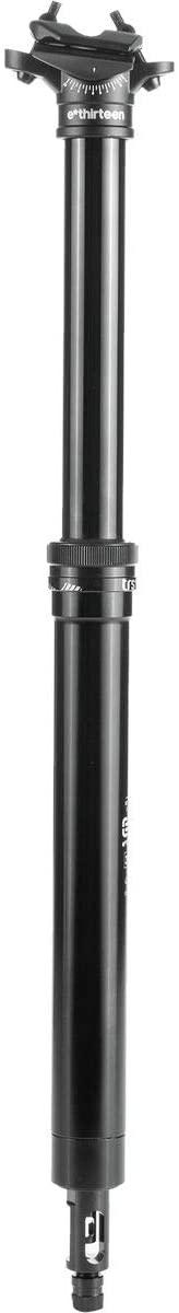ethirteen Components TRS Plus Dropper Seatpost Black, 31.6mm/125mm Travel
