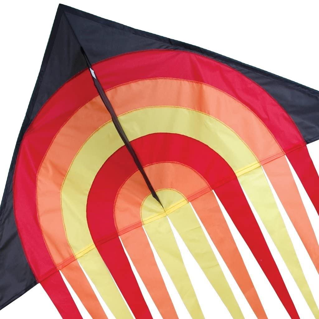 Fire Ball Stream Delta Kite