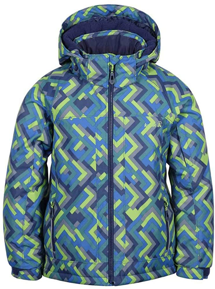 Kamik Kids Baby Boy's Rusty Grid Jacket (Infant/Toddler/Little Kids/Big Kids)
