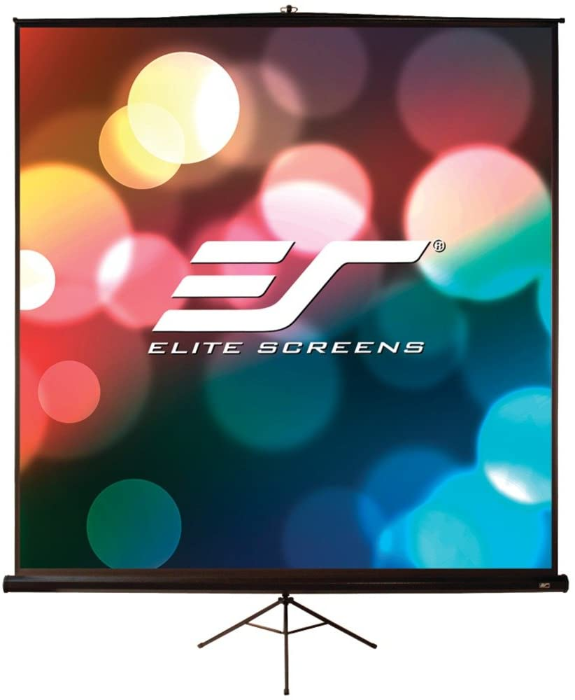 ELITE SCREENS T85UWS1-PRO 1:1 Tripod Pro Portable Screen (85)