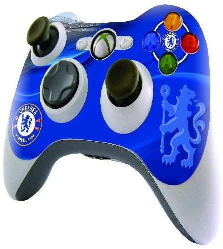 Taylor Souvenirs Official Chelsea Xbox 360 Controller Skin