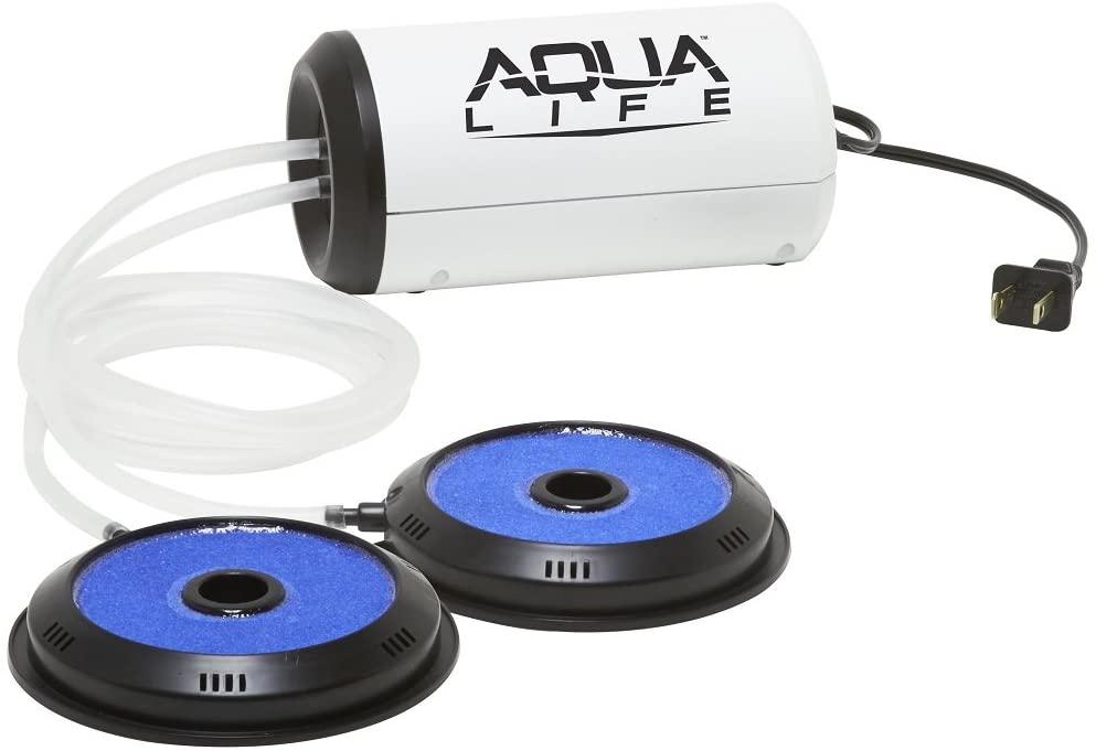 Frabill Aqua-Life 100-Gallon Dual Output