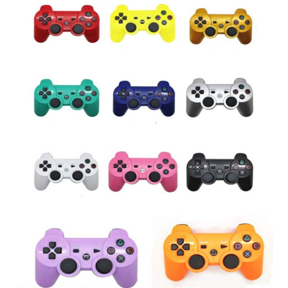 MeterMall Game Controller For Sony Playstation3 for PS3 Controller Wireless Bluetooth Gamepad Joystick Game Accessories