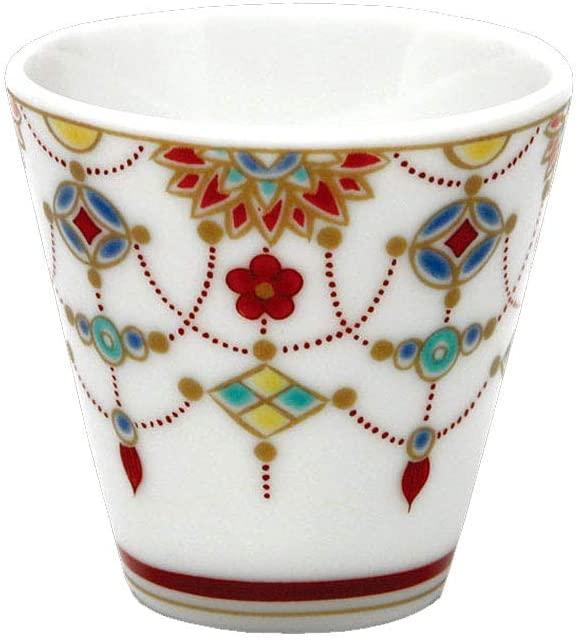 KUTANI YAKI(ware) Sake Cup Yorakumon