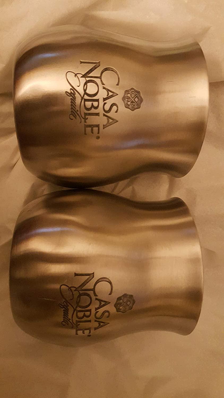 2 casa noble cups