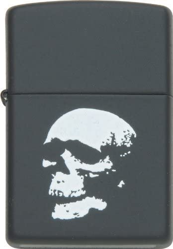 Zippo Skull