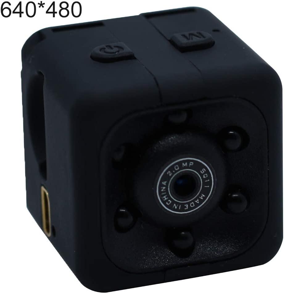 Action Cycling Outdoor Adapter - LTra5jCCun SQ11 Mini Sports DV 480P/720P Digital Car Camera Night Version Video Recorder Camcorder - Black 640x480P
