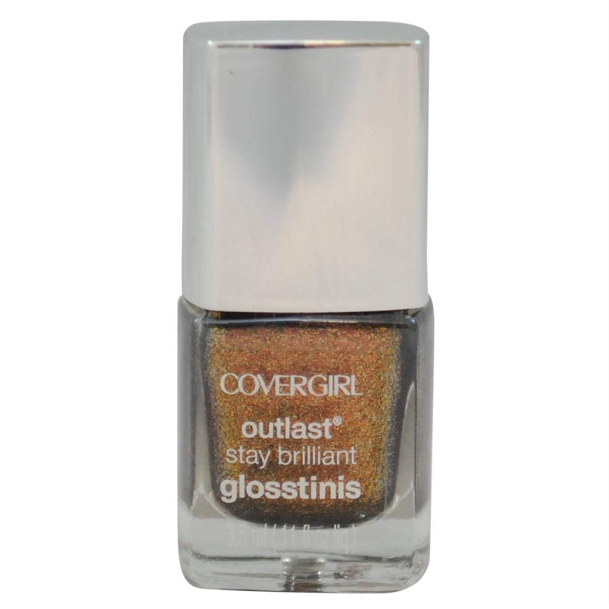 Covergirl Outlast Glosstinis Capitol Collection Nail Gloss 630 Seared Bronze