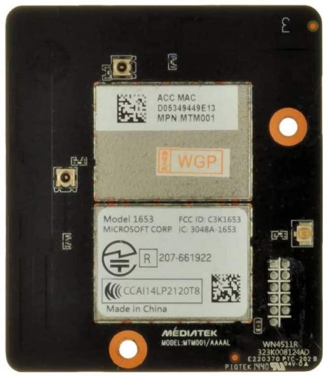 WiFi & Bluetooth Signal Board for Microsoft Xbox One with Glue Card
