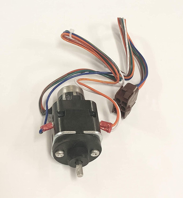 Switch, Potentiometer