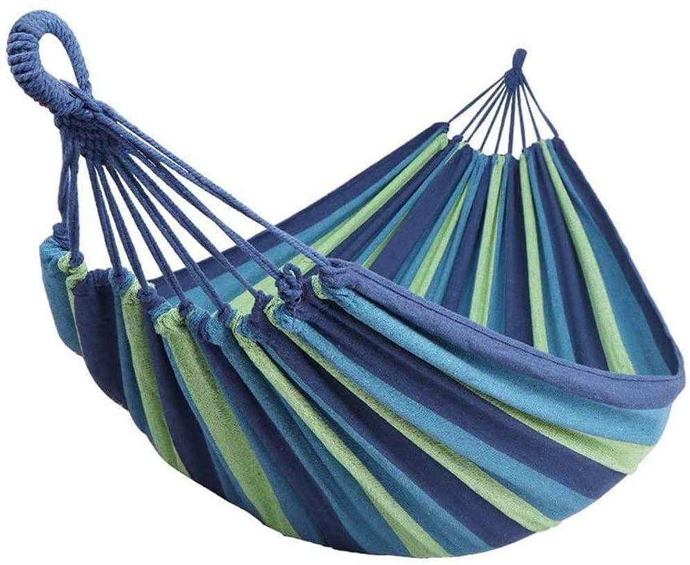 NGUYEN Hammock Camping Hammocks Double & Single - Hammocks for Indoor Outdoor Backpacking Survival & Travel, Portable