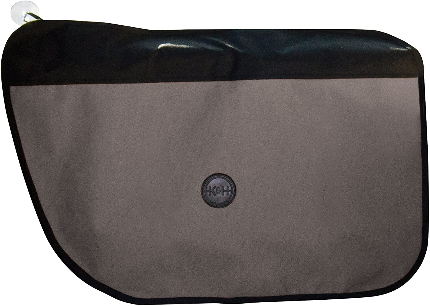K&H Pet Products Vehicle Door Protector Gray 19 x 27 - Protects Your car Doors from pet Scratches