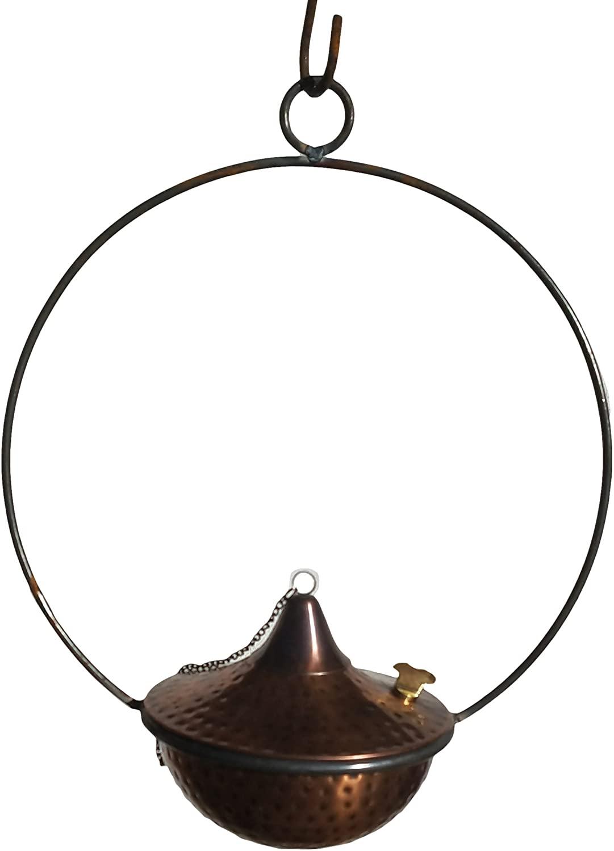 Passage CH8-1204-HB-TT Hanging Torch, Hammered Bronze