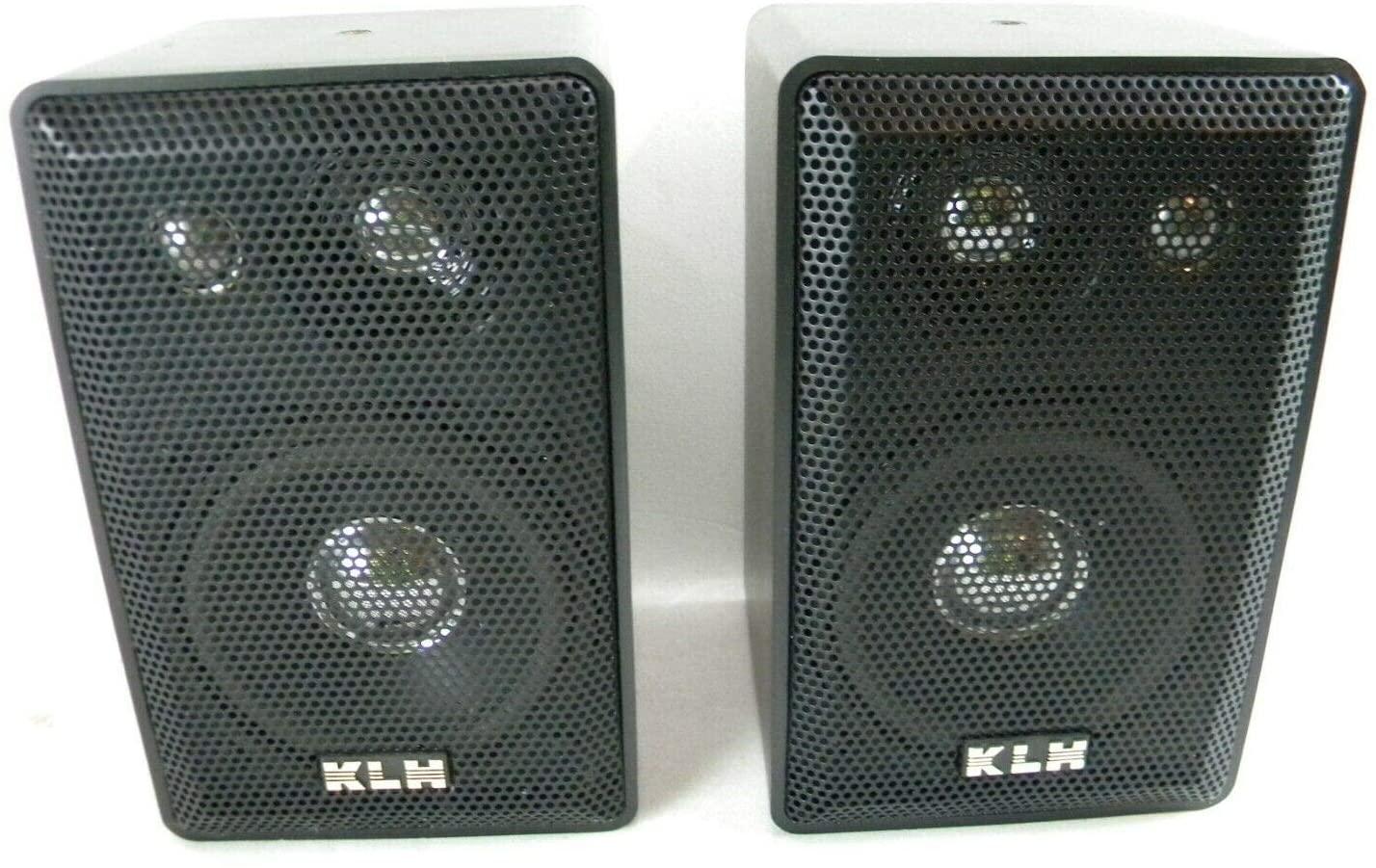 KLH Linear Dynamics Model 403 Weatherized Indoor Outdoor Speakers (W6)