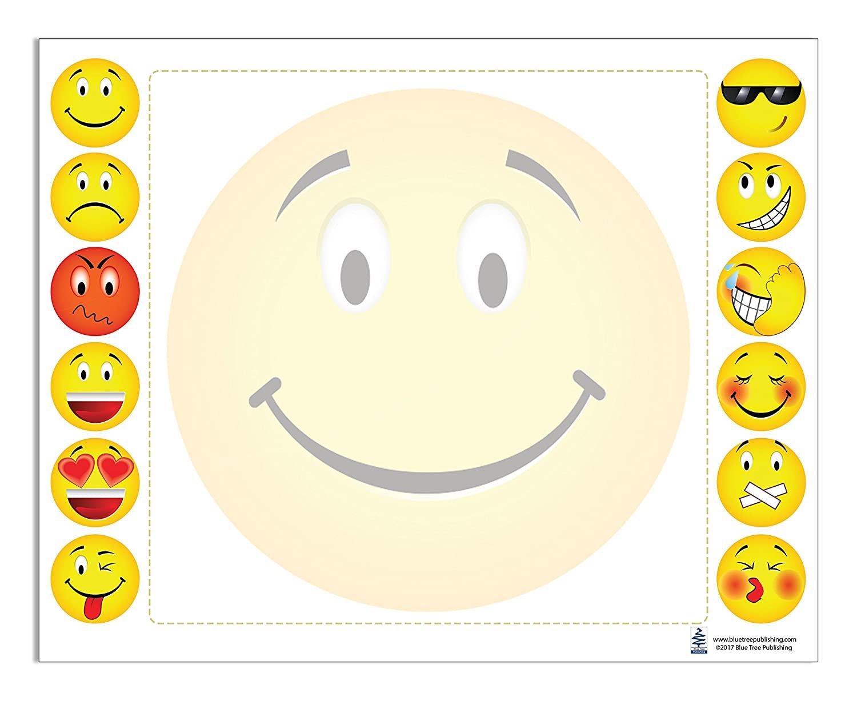 Emoticon White Board 12 x 16