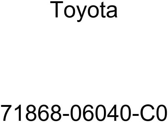 TOYOTA Genuine 71868-06040-C0 Seat Cushion Shield