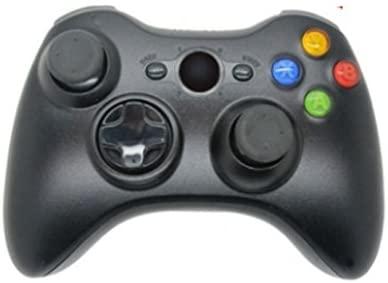 2.4GHz Wireless Game Controller Joypad For Xbox 360 Black