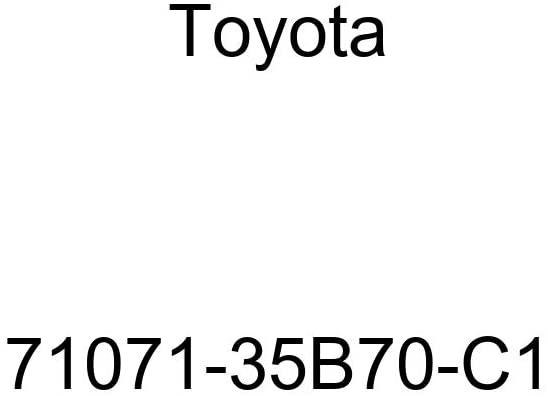 TOYOTA Genuine 71071-35B70-C1 Seat Cushion Cover