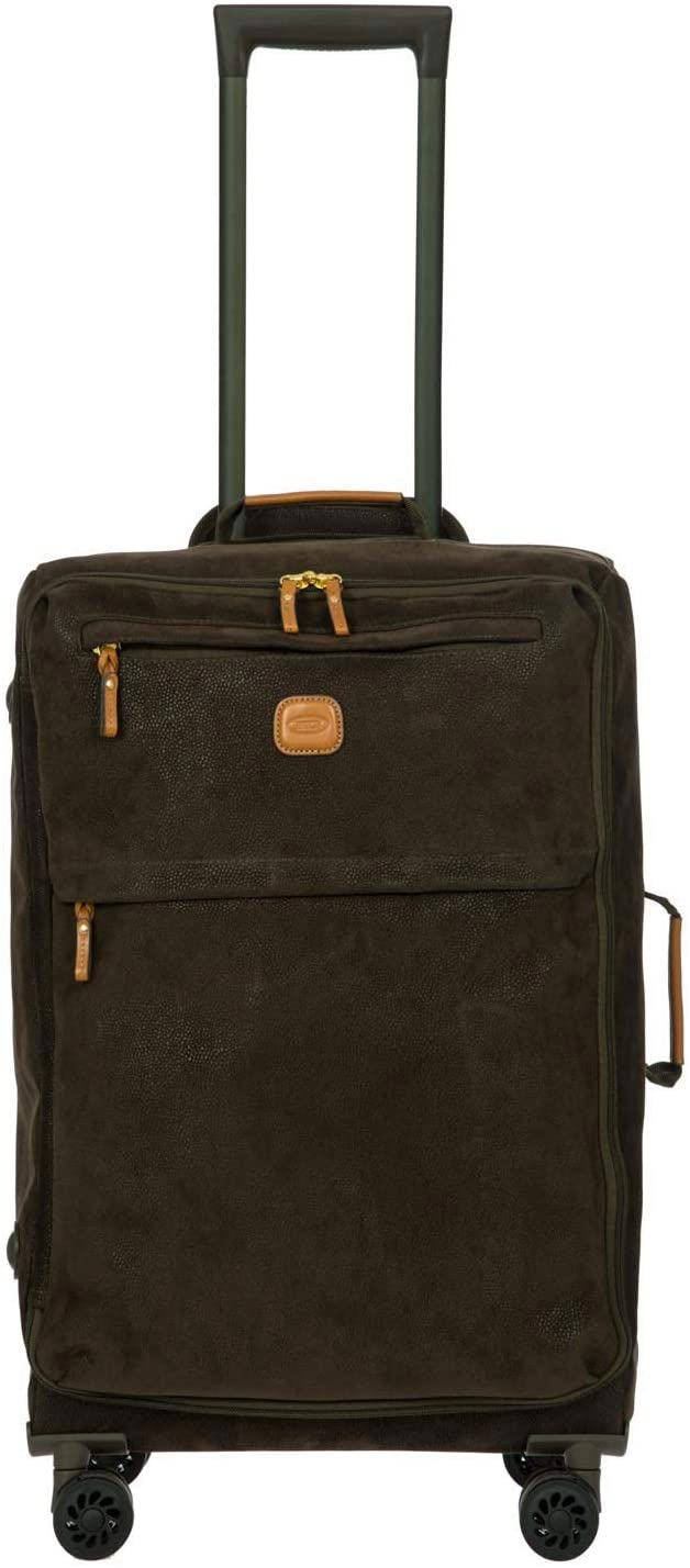 Bric's Life Tropea 25 Inch Ultralight Medium Spinner W/Frame, Olive, One Size