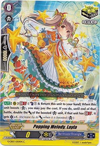 Popping Melody, Layla - G-CB07/050EN - C