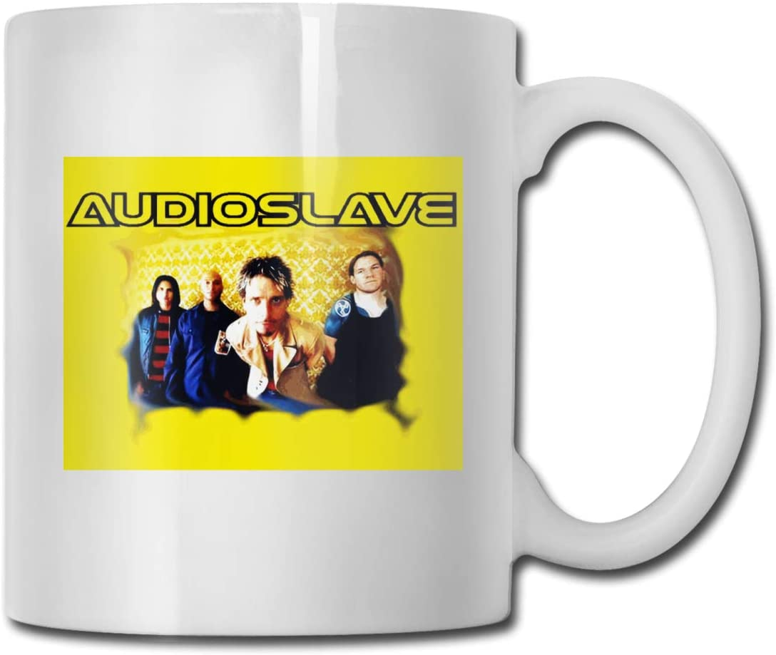 Audioslave Interesting Classic Ceramic Coffee Cups, Tea Cups, Mugs, Office and Home