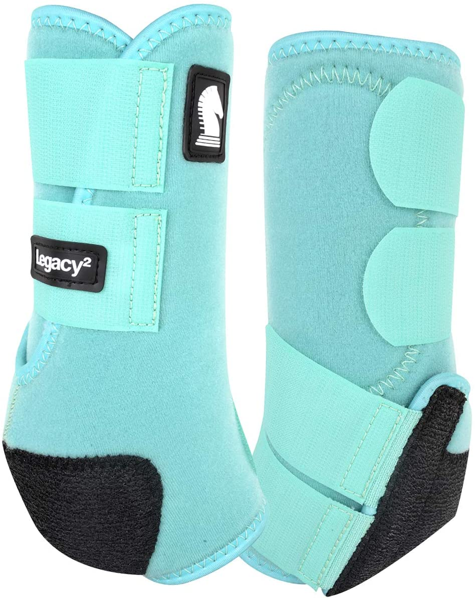 Classic Rope Company Legacy2 Front Protective Boots 2 Pack