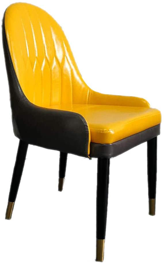 Dining Chair Simple Fashion Cafe Solid Wood Chair Home Leisure Hotel Reception Chair