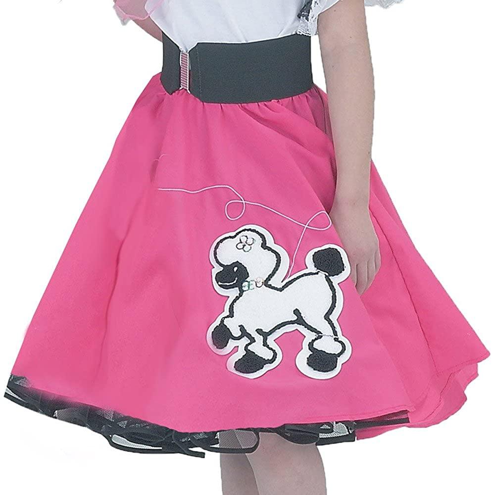 Cruisin' USA Youth Poodle Skirts