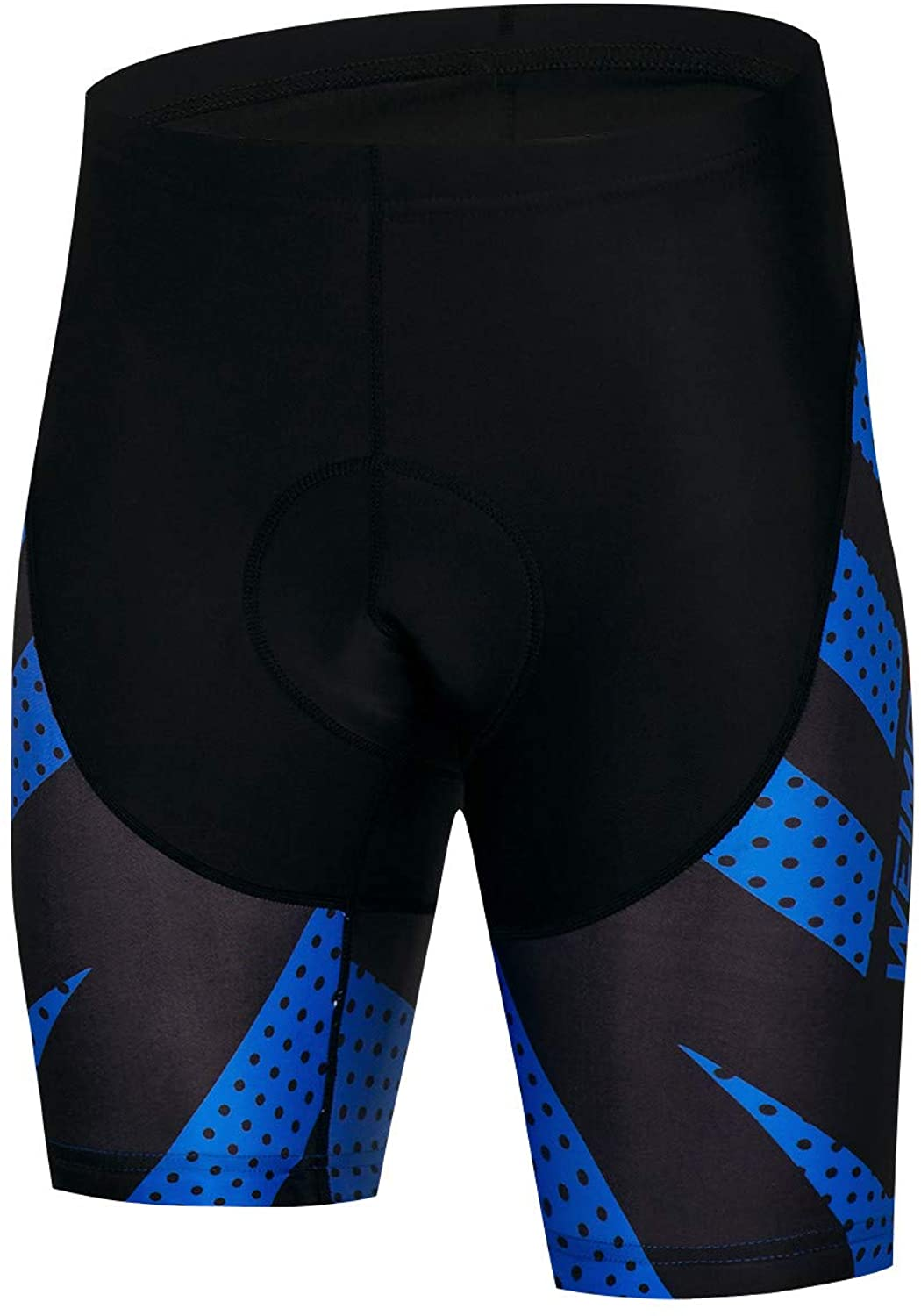 JPOJPO Bike Shorts Men's Cycling Underwear with 5D Padded Tight,Shockproof,Reflective S-3XL