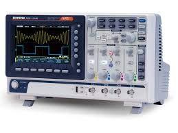 Digital oscilloscope 50MHz 4CH 1GSa/S Rate 10M Per Ch Memory 7 Color Screen CE Compliant USB, Ethernet, Labview