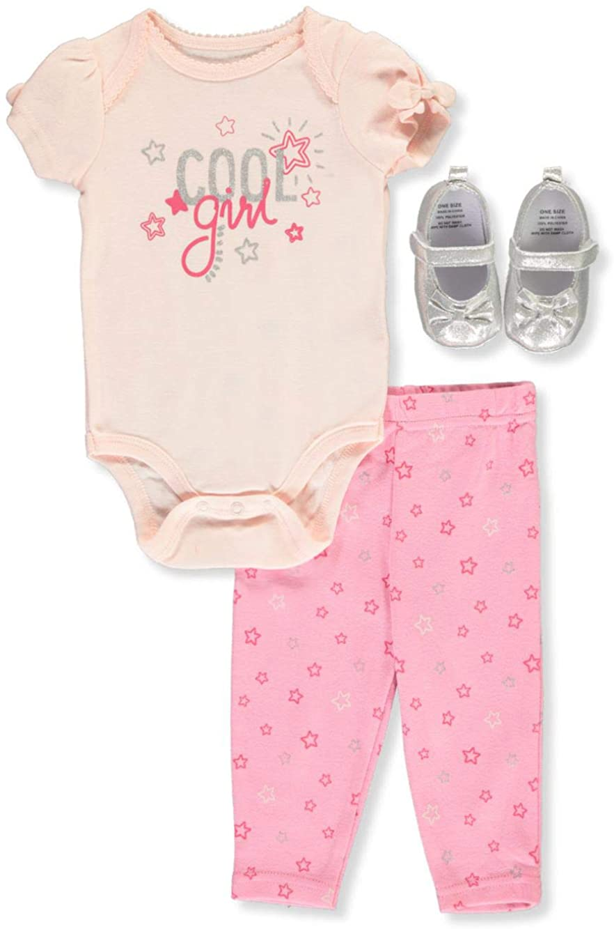 Emporio Baby Baby Girls' Cool Girl 5-Piece Layette Set