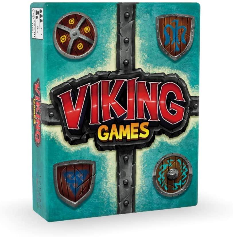 Viking Games Playing Card Game