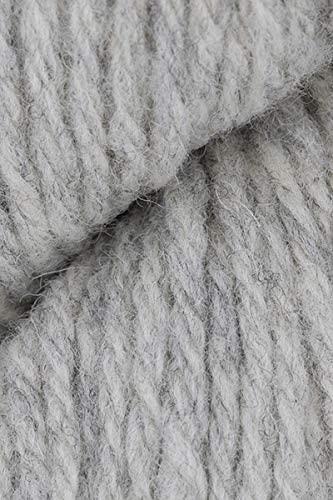 Juniper Moon - Santa Cruz Organic Merino Knitting Yarn - Light Grey (# 104)