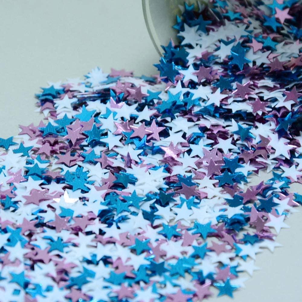 Confetti Star 1/4