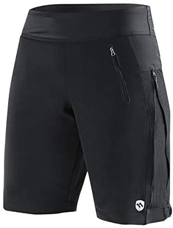 ELEVENPINE Women's Uprising Cycling Convertible from Tight to Casual Shorts