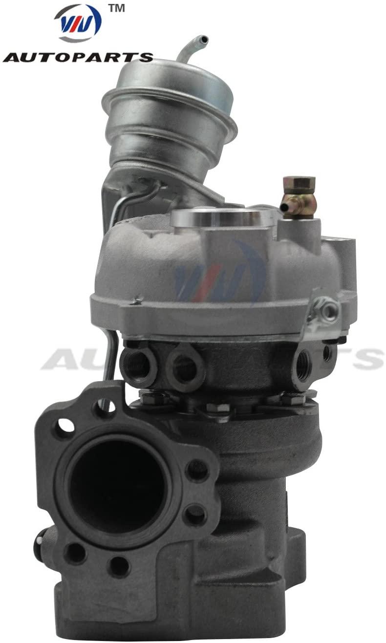 Twin Turbocharger K04-025 K04-026 53049880025/53049880026 for Audi RS4 2.7L V6 Gasoline Engine