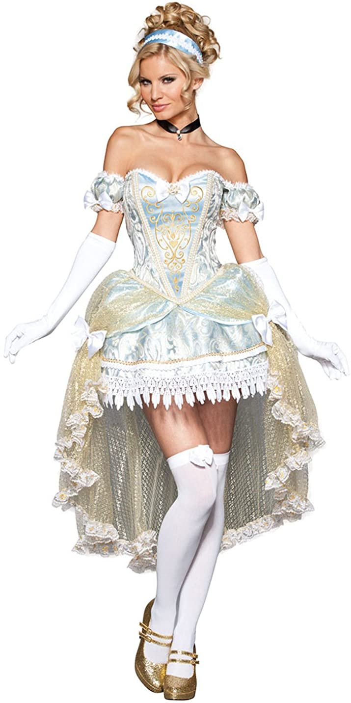 PINSE Elite Enchanting Princess Adult Costume