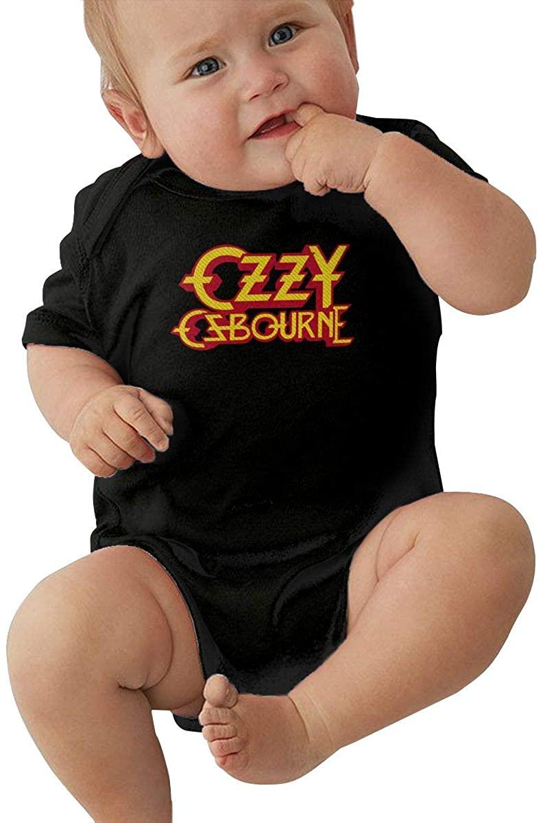 Hxuedan Ozzy Baby Romper Humorous Baby Bodysuit